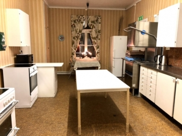 Nytt kök till Tallåsgården